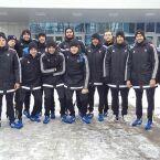 L'équipe de Water-Polo de Marseille en quart de final de l'Euro Cup