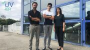 Piscines écologiques : l'équipe UVRER s'agrandit