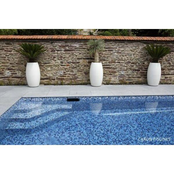 Un escalier anti d rapant pour sa piscine privil gier la for Buse de refoulement pour piscine