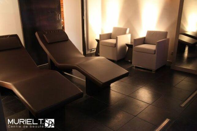 L'espace détente du Spa Muriel T. à Lille
