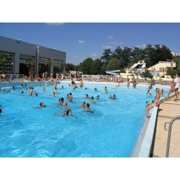 Stade nautique piscine pessac horaires tarifs et for Piscine a bordeaux