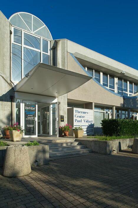 L'établissement thermal de Divonne-les-Bains