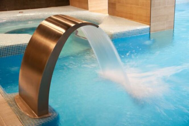 Vu le volume d'eau qu'il contient, un spa a intérêt à être étanche.