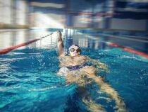 L'exercice de la demi-vrille en natation