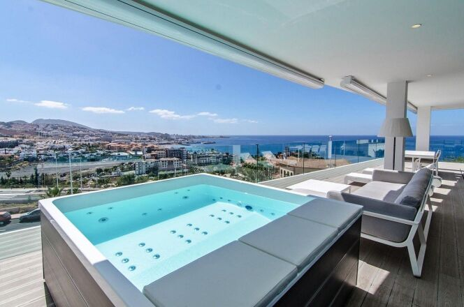 10 sublimes h tels avec piscine priv e par chambre for Hotel avec piscine privative
