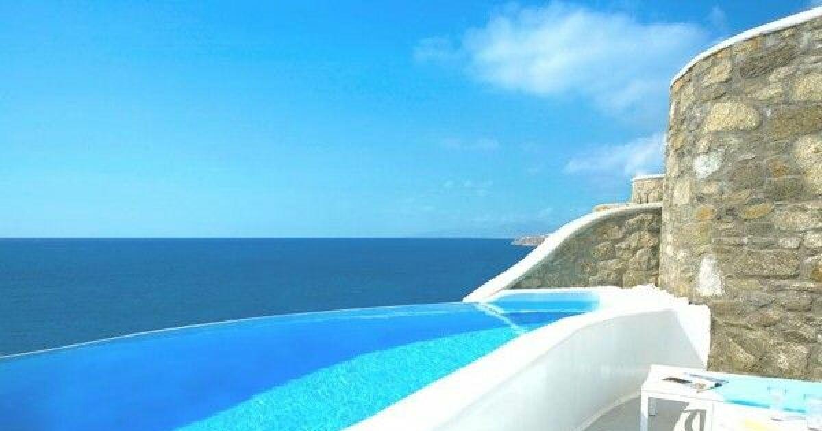 Les plus belles piscines d 39 h tels dans le monde l 39 h tel for Hotel dans le monde