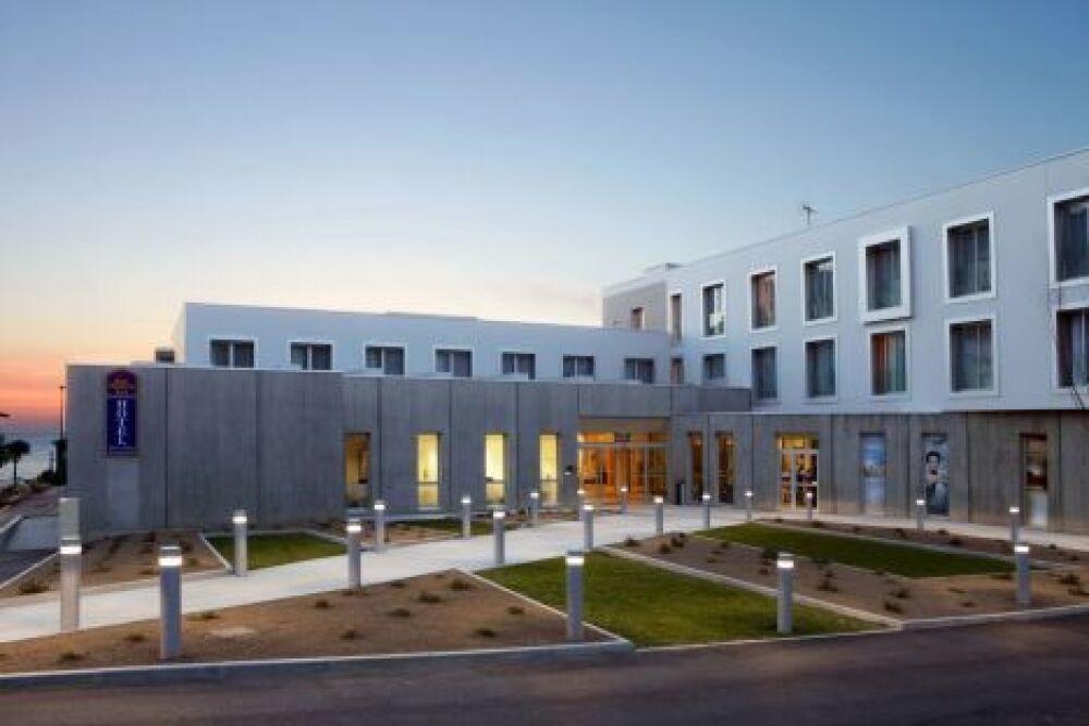 L'hôtel de la baie Prévithal s'offre sa 4ème étoile © ® Prévithal