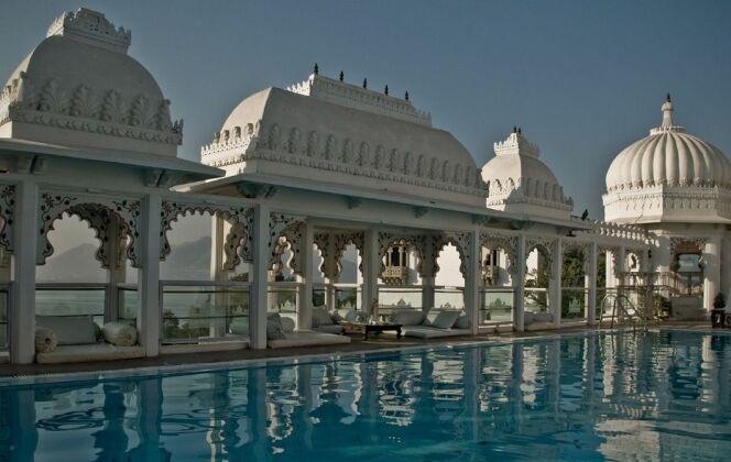 L'hôtel Udai Kothi, Udaipur (Inde) © Flickr Mathias L