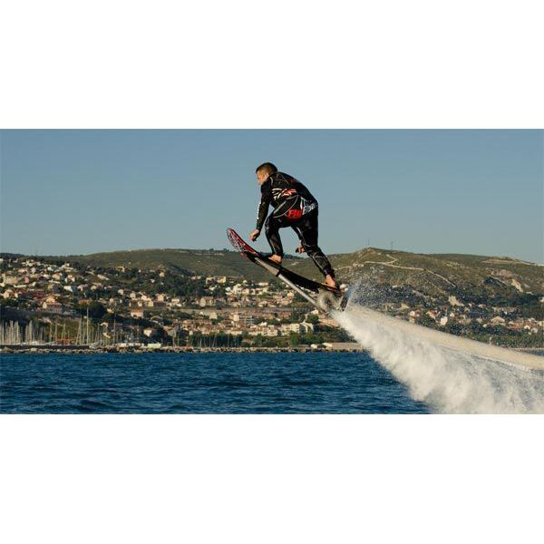 L hoverboard aquatique - Invention du skateboard ...