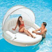 L'îlot flottant pour piscine