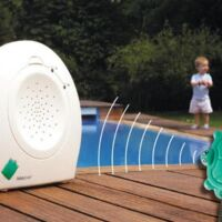 Pose et installation d'une alarme de piscine