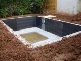 L'installation d'une mini-piscine