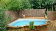 L'installation d'une piscine semi-enterrée : principe et difficultés