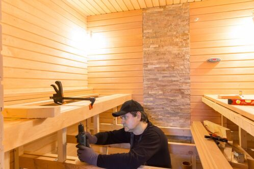 L'installation de votre sauna : bien l'installer pour bien en profiter