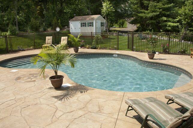 L'isolation de la piscine