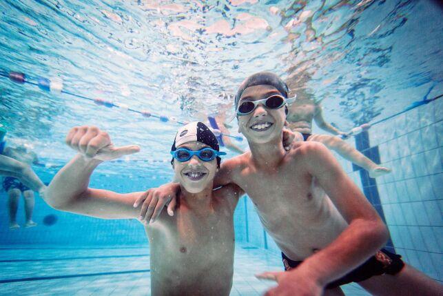"""L'opération """"Comme un poisson dans l'eau"""" est organisé pour 700 enfants de 8 à 12 ans."""
