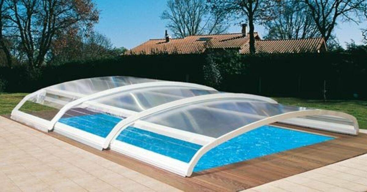 L abri bas et mi bas une eau toujours bonne temp rature for Temperature piscine