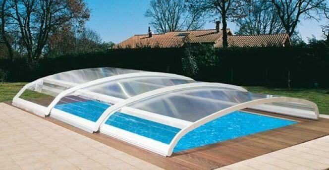 """L'abri bas et mi-bas : une eau toujours à bonne température<span class=""""normal italic petit"""">© Abrisud</span>"""