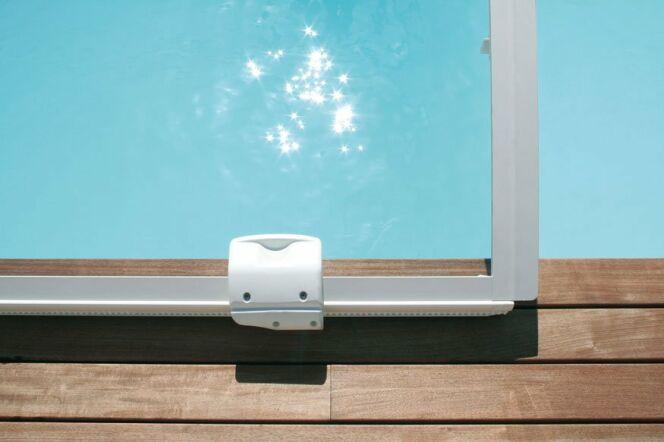 L'abri de piscine design