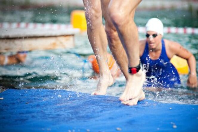 "L'aquathlon<span class=""normal italic petit"">© freudelachenliebe - Fotolia.com</span>"
