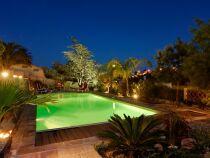 L'éclairage de piscine hors-sol
