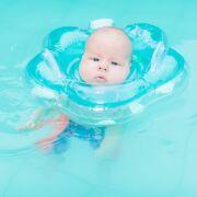 La bouée de cou pour bébé