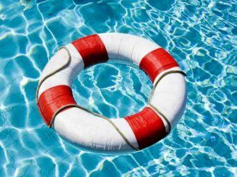 La bouée de secours ou de sauvetage