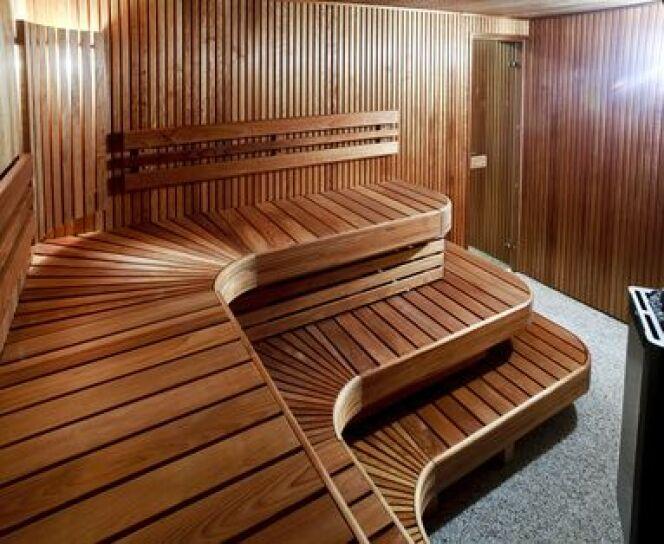 La cabine de sauna finlandais