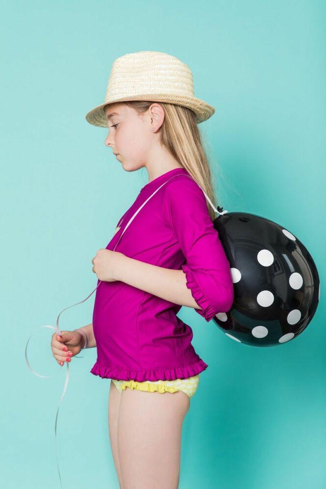 La collection anti-UV pour enfants des UltraViolettes © Les UltraViolettes