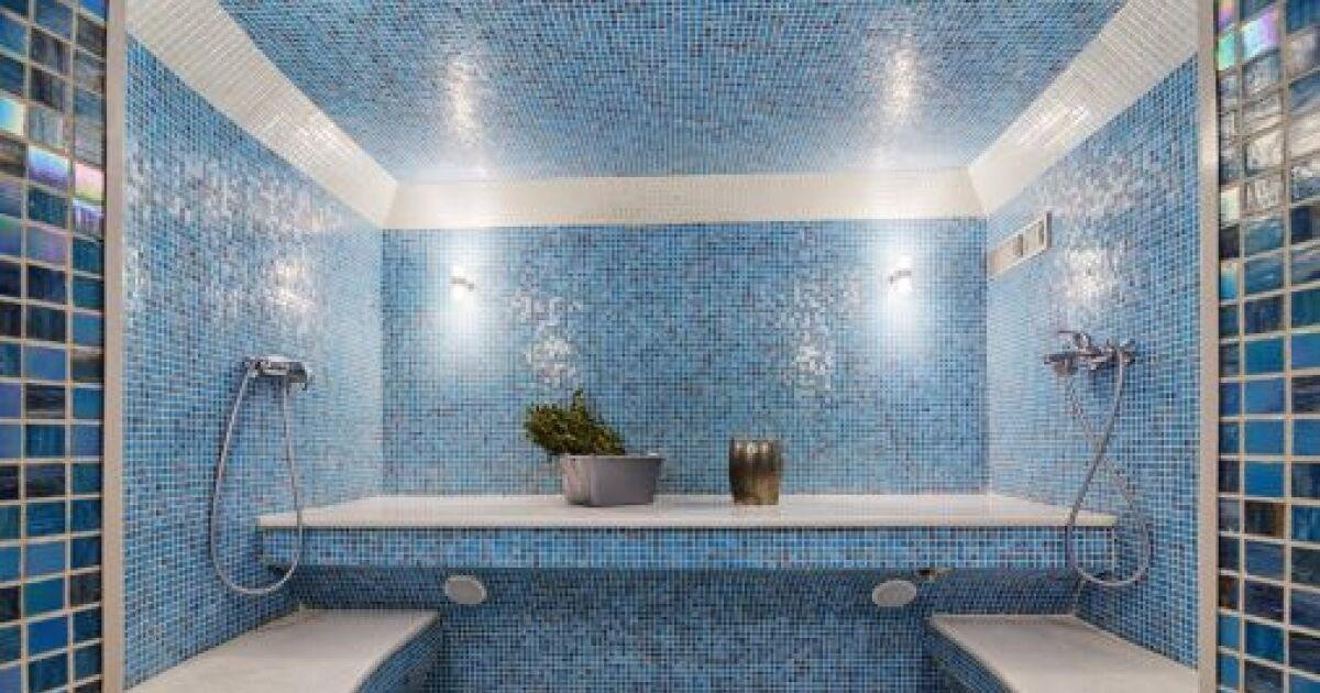 Stunning modele hammam maison pictures awesome interior for Modele construction maison
