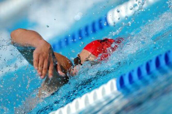 """La coulée ventrale en natation<span class=""""normal italic petit"""">DR</span>"""