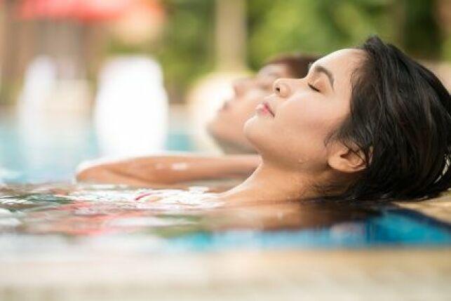 La cure thermale en gynécologie permet de retrouver confort et apaisement.