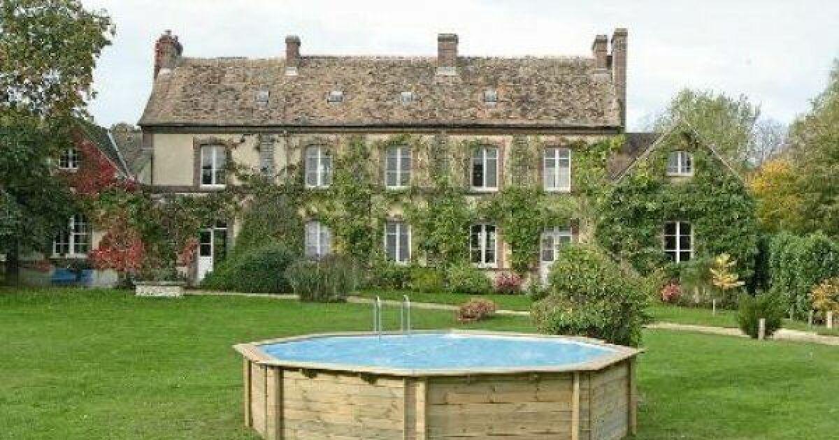 Infos sur duree de vie dune piscine hors sol arts et - Duree de vie d une toiture ...