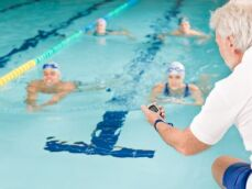 La formation pour être maître nageur
