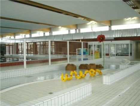 La lagune de la piscine Brutus à Perpignan