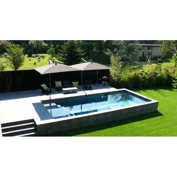 Piscine semi enterr e reglementation for Reglementation piscine semi enterree