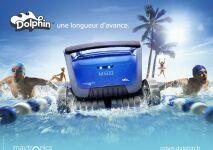 Robots de piscine Dolphin : une longueur d'avance