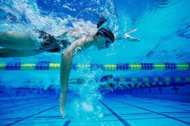 "La méthode TI en natation<span class=""normal italic petit"">DR</span>"
