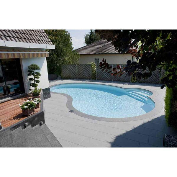 Mini piscine c line de waterair for Piscine petit terrain