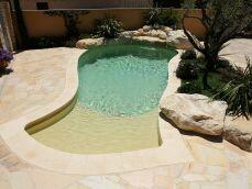 La mini piscine, par Diffazur Piscines