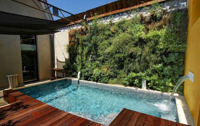 La mini piscine, par Diffazur Piscines © Diffazur Piscines