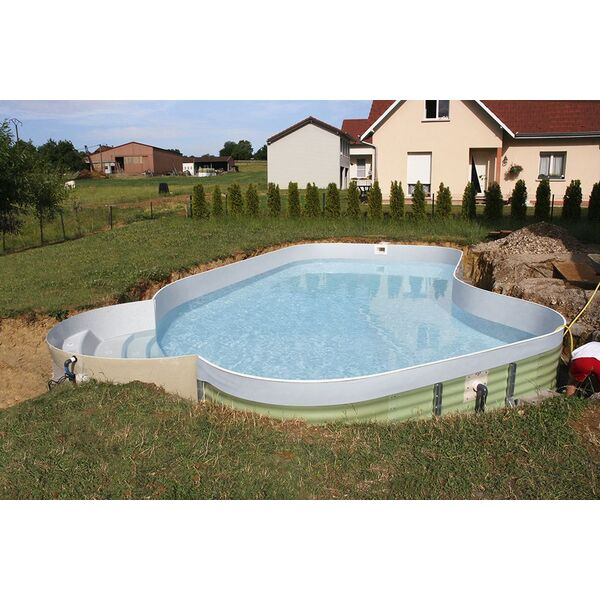 Monter soi m me sa piscine en kit waterair - Mise en route piscine ...