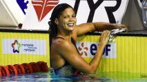 La reconversion incroyable d'une ancienne championne de natation !