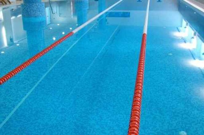 """La natation pour les personnes en surpoids<span class=""""normal italic petit"""">DR</span>"""