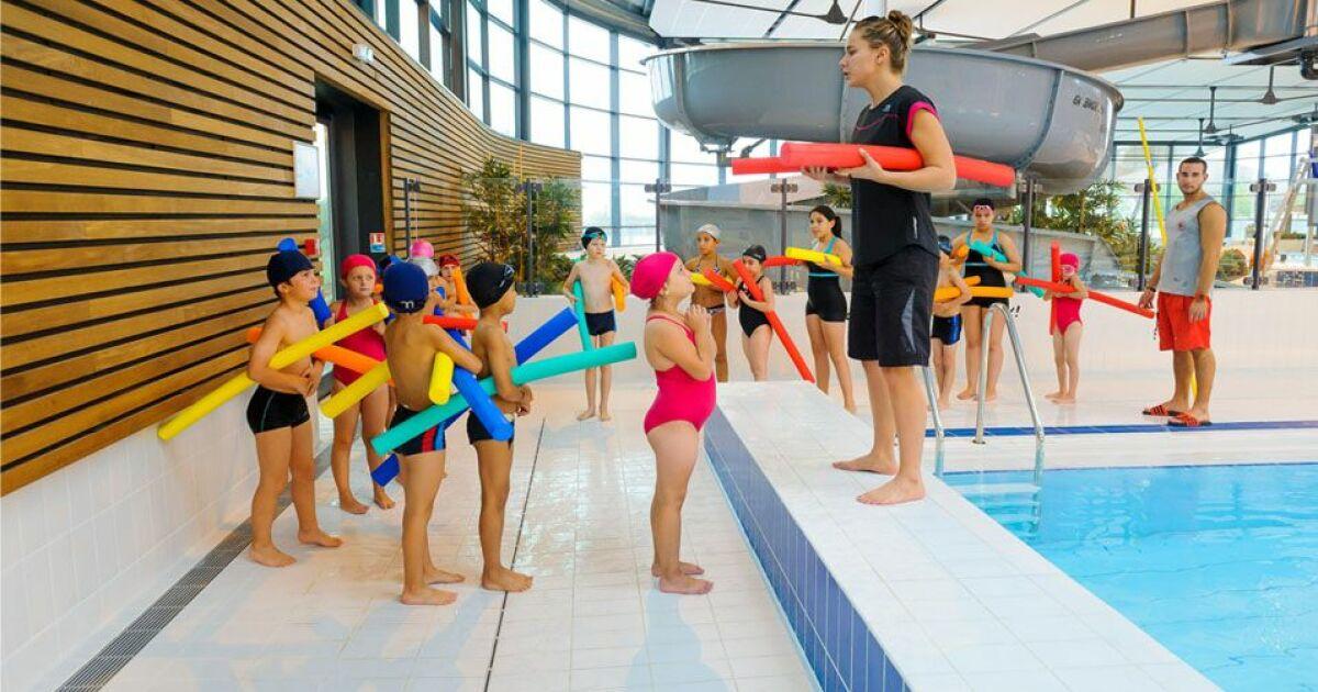 La natation scolaire apprendre nager l 39 cole for Piscine pour apprendre a nager