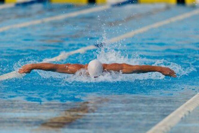 """La notion de résistance à l'avancement en natation<span class=""""normal italic petit"""">DR</span>"""