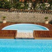 Tuyaux installation une douche de piscine yvelines for Piscine chambourcy
