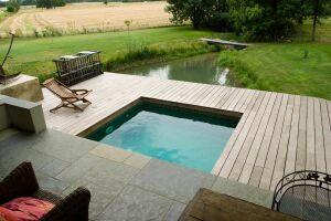 La petite piscine par Carré Bleu