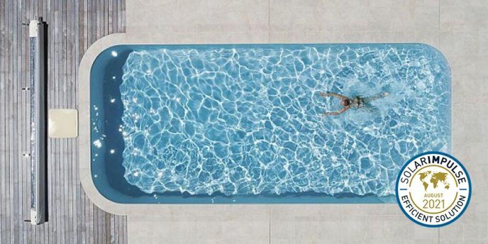 La Piscine 0 Impact de Waterair est désormais labellisée Solar Impulse Efficient Solution© Waterair