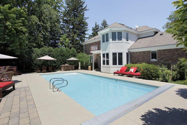 La piscine 10 x 5 mètres : une taille standard